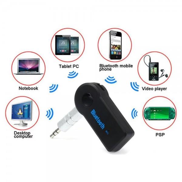 Беспроводной Bluetooth AUX адаптер Comp (ресивер) с разъемом 3.5 мм