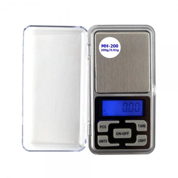 Весы карманные Extools MH-200 (200g±0.01)
