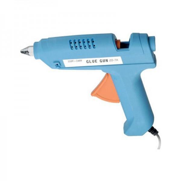 Пистолет клеевой Zhongdi ZD-7А под клей 11мм, 80W