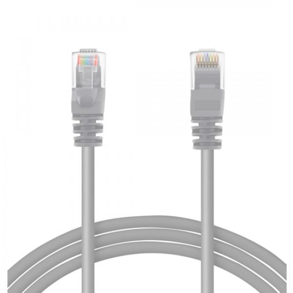 Патч-корд Comp, 1м, gray (CP50601)
