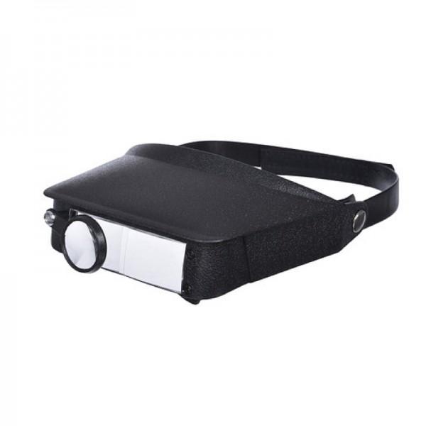 Бинокулярная лупа Magnifier 81006, увел.- 1.5X-4.8Х
