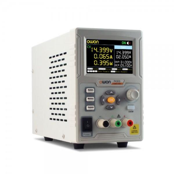 Лабораторный блок питания OWON P4603, 60B, 3A