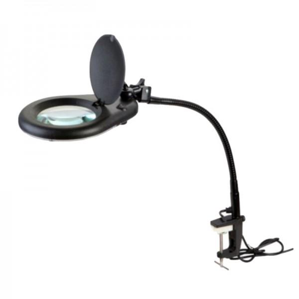 Лампа-лупа Zhongdi ZD-129B LED, 5 диоптрии, диам.-130мм