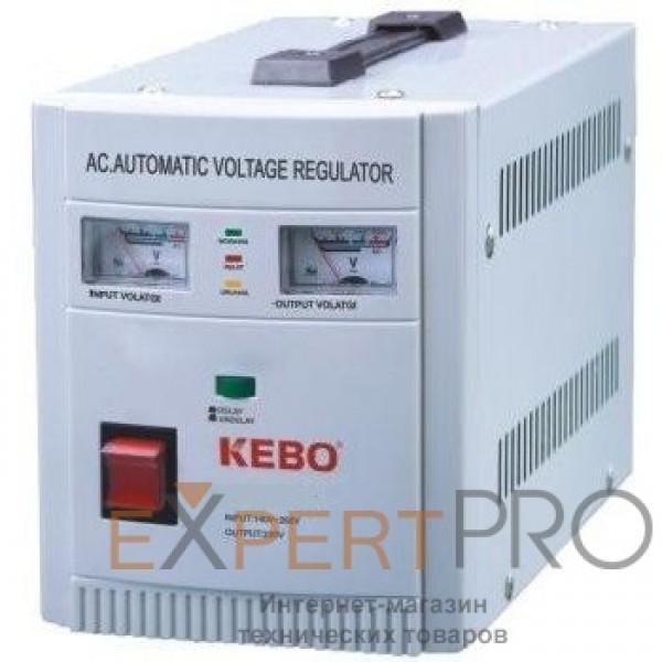 Стабилизатор напряжения KEBO TVR-1000VA