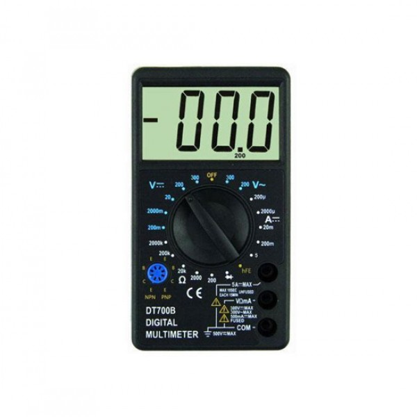 Цифровой мультиметр Digital DT700B