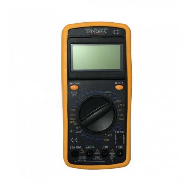 Цифровой мультиметр Digital DT9208A