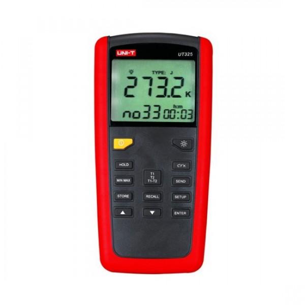 Измеритель температуры UNI-T UT325 (-200°C +1372°C)