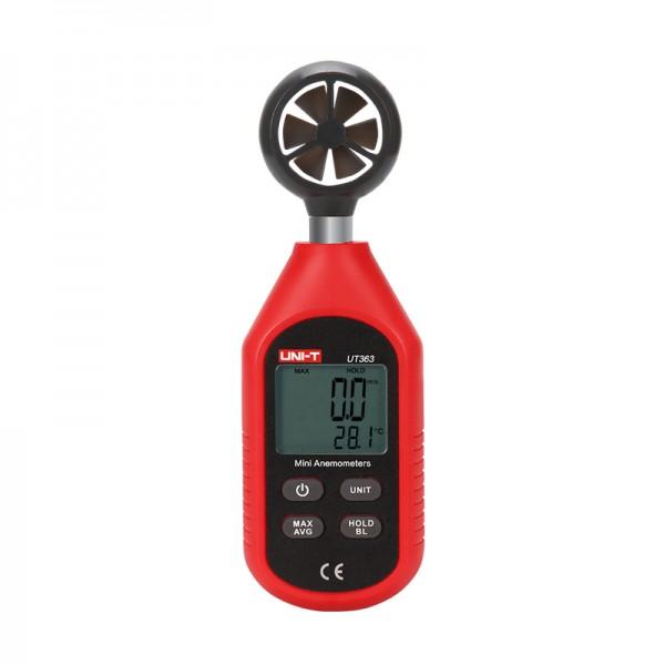 Анемометр цифровой UNI-T UT363
