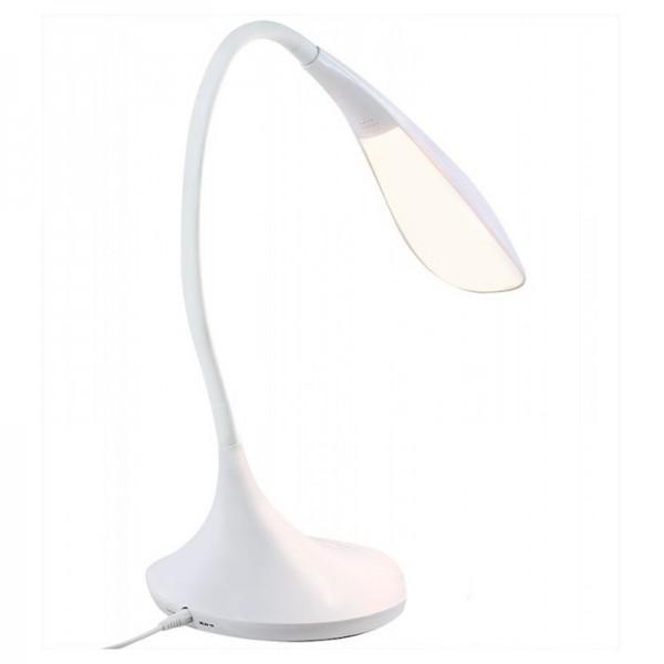 Настольная светодиодная лампа LED Lux SP120W (White)