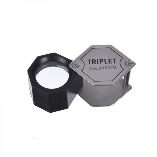 Лупа ювелирная Magnifier MG22188А, увел.- 20X, диам.- 20мм