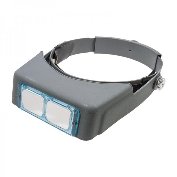 Бинокулярная лупа Magnifier 81007-B, увел.- 1.5X-3.5Х