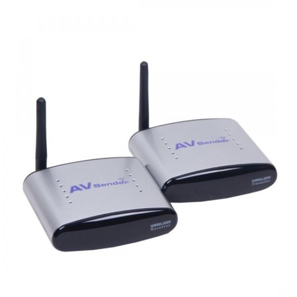 Беспроводной удлинитель AV (RCA) сигнала PAT-220 до 150м
