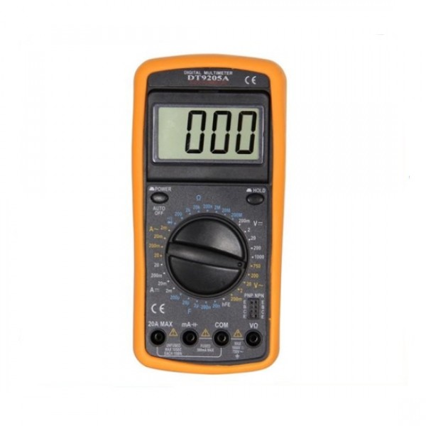 Цифровой мультиметр Digital DT9205A