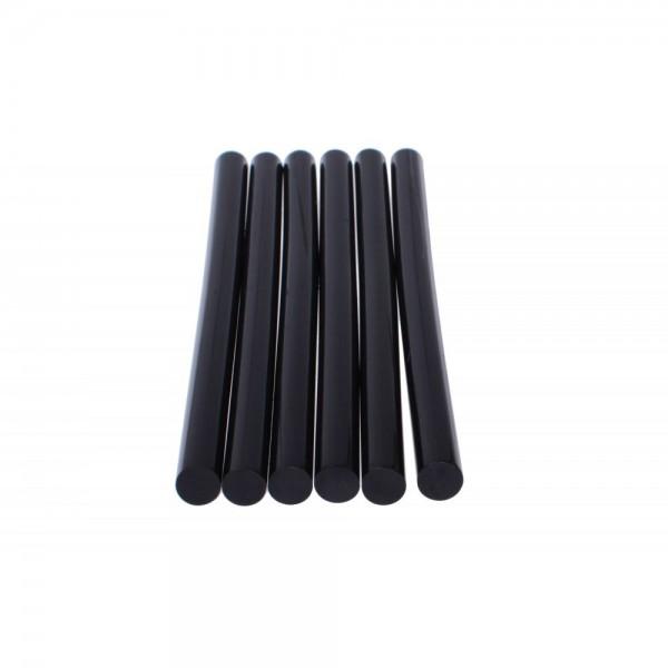 Клей черный, диаметр 7 мм, 117 палочек (1 кг), длина 20 см, Тайвань
